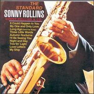 The Standard Sonny Rollins - Image: The Standard Sonny Rollins