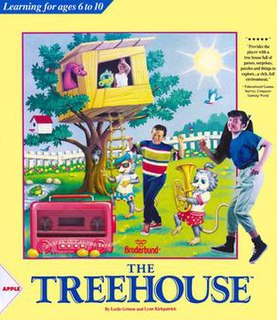 <i>The Treehouse</i> (video game)