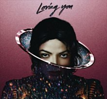 "The artwork of michael jackson's ""Loving You"" Song.jpg"