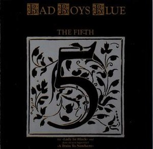 The Fifth (Bad Boys Blue album) - Image: The fifth album cover
