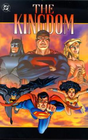 The Kingdom (comics) - Image: Thekingdomtpb
