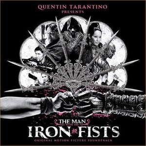 The Man with the Iron Fists (soundtrack) - Image: Themanwithironfists