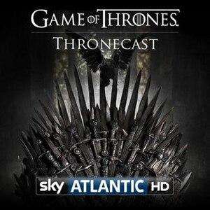 Thronecast - Image: Thronecast logo