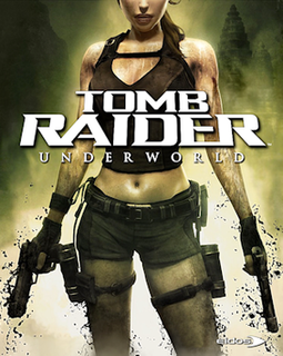<i>Tomb Raider: Underworld</i> video game