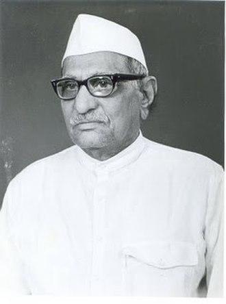 Tribhuvandas Kishibhai Patel - Tribhuvandas Kishibhai Patel