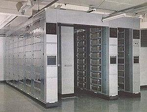 TXK - Plessey 5005T (TXK2) at Paddington, Sydney, Australia.