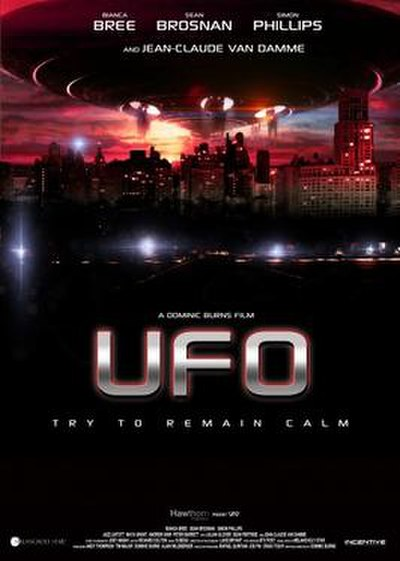 Picture of a movie: Ufo
