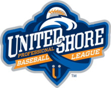 United Shore Professional Baseball League official logo.png