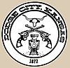 Official seal of Dodge City, Kansas