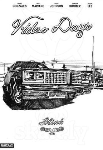 Video Days - Image: Video Days