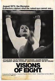 <i>Visions of Eight</i> 1973 film