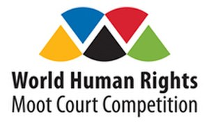 World Human Rights Moot Court Competition - Image: WORLD HUMAN RIGHTS MOOT COURT COMPETITION