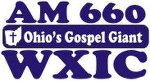 WXIC - Image: WXIC AM660 logo