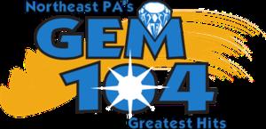 WZMF - Image: WZMF GEM104 logo