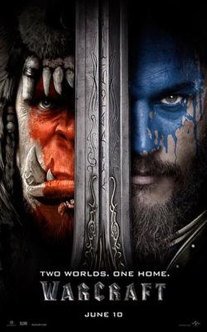 Warcraft (film) - Theatrical release poster