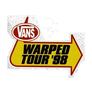 Warped Tour 1998 - Warped Tour 1998 logo