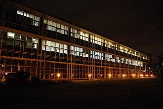 Modern Records Centre, University of Warwick - The Modern Records Centre and the new extension of the library