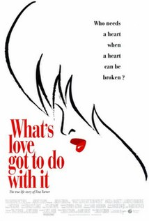 <i>Whats Love Got to Do with It</i> (film) 1993 film by Brian Gibson