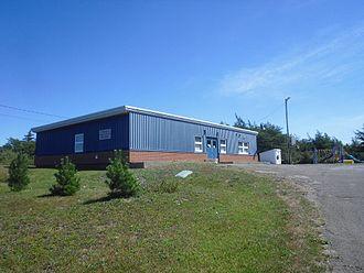White Head Island - Image: White Head elementary school