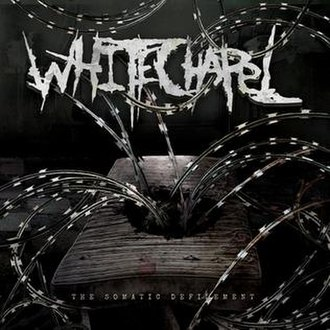 The Somatic Defilement - Image: Whitechapel The Somatic Defilement Remastered