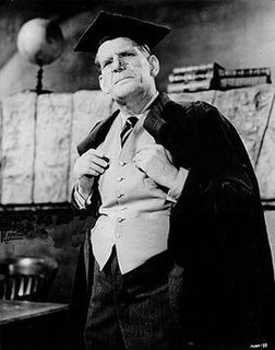 Will Hay English comedian, actor, film director