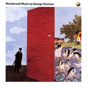 Wonderwall Music - Image: Wonderwall Music (George Harrison album cover art)
