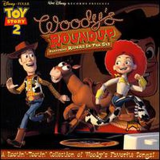 Woody's Roundup: A Rootin' Tootin' Collection of Woody's Favorite Songs - Image: Woody's Roundup