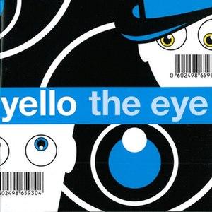 The Eye (Yello album) - Image: Yello The Eye Cover