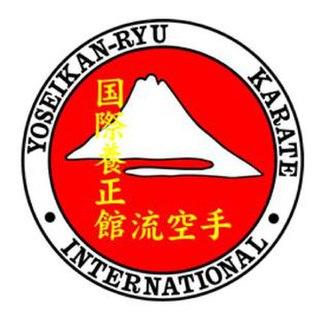 Yoseikan Karate - Image: Yoseikan karate logo