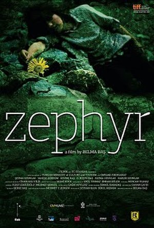 Zephyr (film) - Theatrical Poster