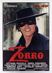614fee55c8826 Zorro (1975 Italian film) - Wikipedia