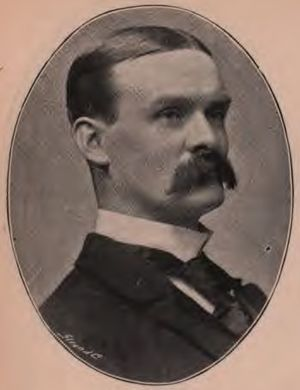 William Robson, Baron Robson - William Robson c1895