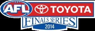2014 AFL finals series