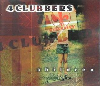 Children (Robert Miles composition) - Image: 4Clubbers Children single