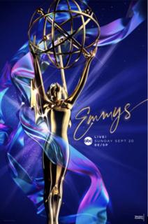 72nd Primetime Emmy Awards 2020 American television programming awards