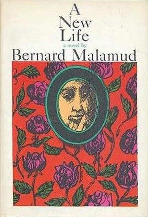 A New Life (novel) - Image: A New Life