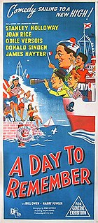 <i>A Day to Remember</i> (1953 film)