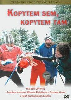 <i>A Hoof Here, a Hoof There</i> 1989 film by Věra Chytilová