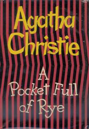 A Pocket Full of Rye - First UK edition