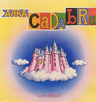 Abbacadabra - Album cover for the 1983 French soundtrack album