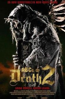 The ABCs of Death 2 (2014) SL DM