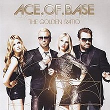 Ace Of Base The Golden Ratio album cover.jpg