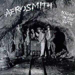 Night in the Ruts - Image: Aerosmith Night In The Ruts