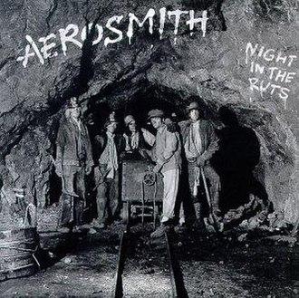 Night in the Ruts - Image: Aerosmith Night In The Ruts
