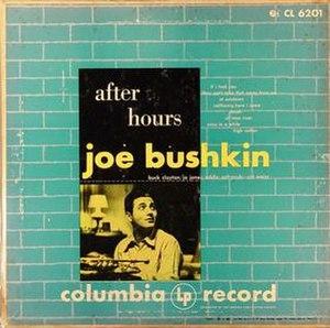 After Hours with Joe Bushkin - Image: After Hours with Joe Bushkin