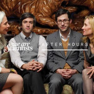 After Hours (We Are Scientists song) - Image: Afterhourscover