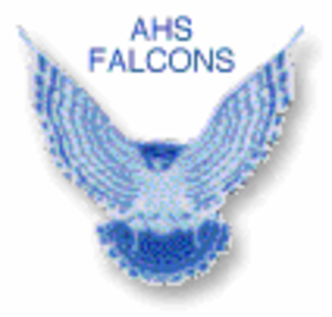 Albany High School (New York) - Image: Albany High School (Albany, New York) (emblem)