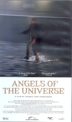 Angels of the Universe - Image: Angelsoftheuniverse