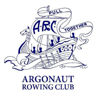 Argonaut Rowing Club - Argonaut Rowing Club logo