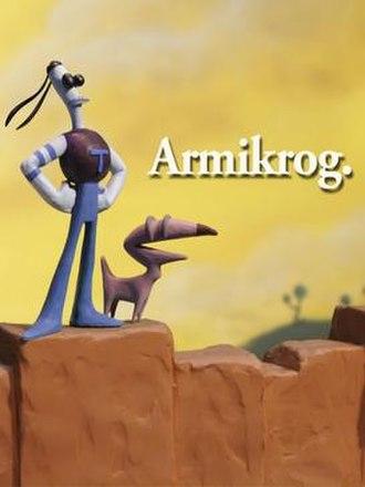 Armikrog - Image: Armikrog cover